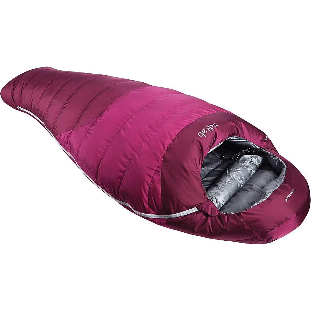 ラブ レディース ハイキング・登山【Summit 600 Sleeping Bag】Anemone