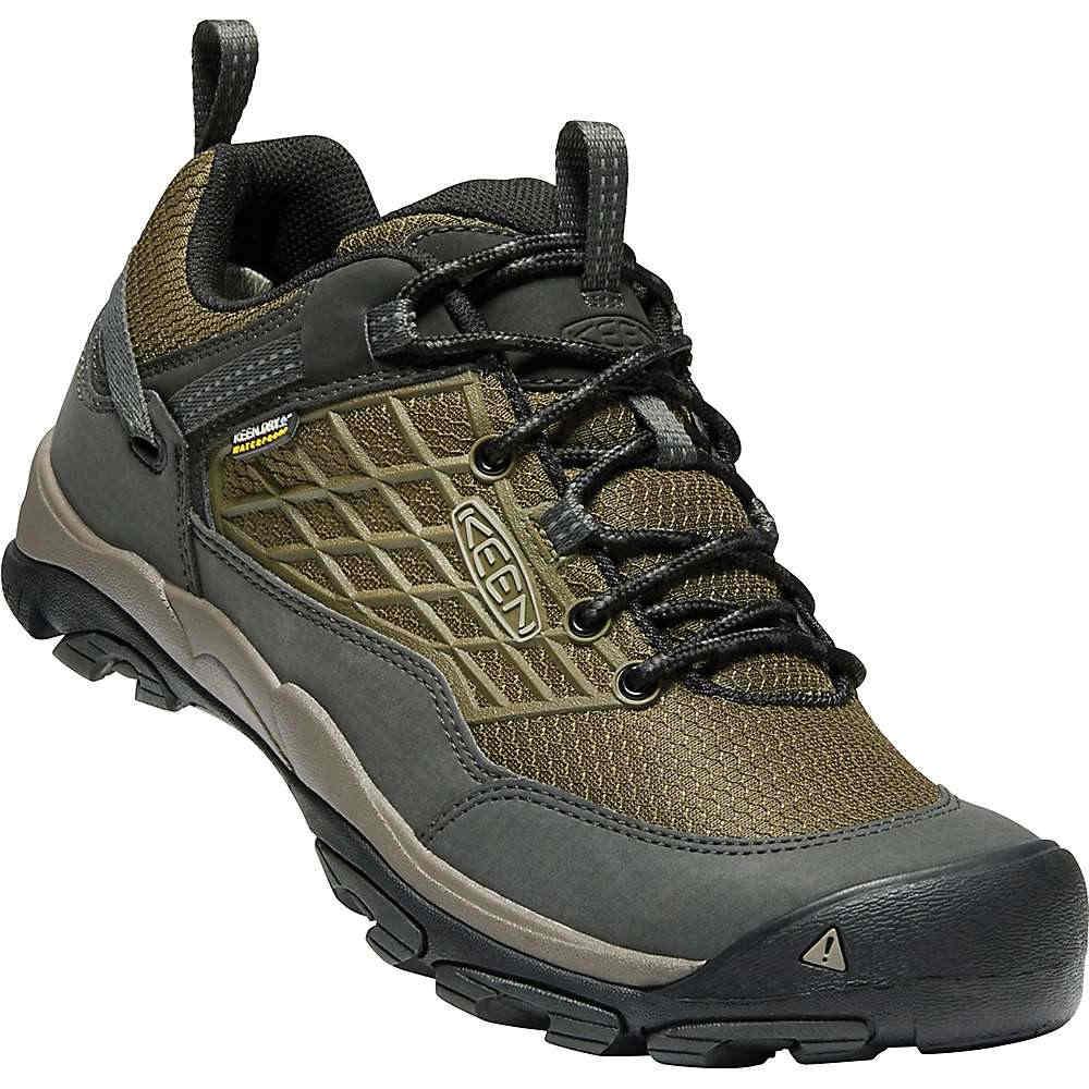 激安大特価! キーン メンズ ハイキング・登山 シューズ・靴【Saltzman Boot】Dark Waterproof Waterproof Boot メンズ】Dark Olive/ Black, 家具のk1:be710bff --- canoncity.azurewebsites.net