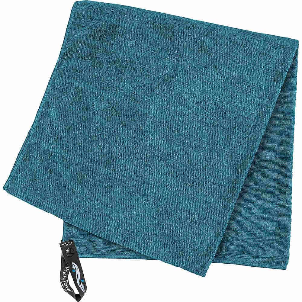 パックタオル ユニセックス タオル【Luxe Towel】Aquamarine