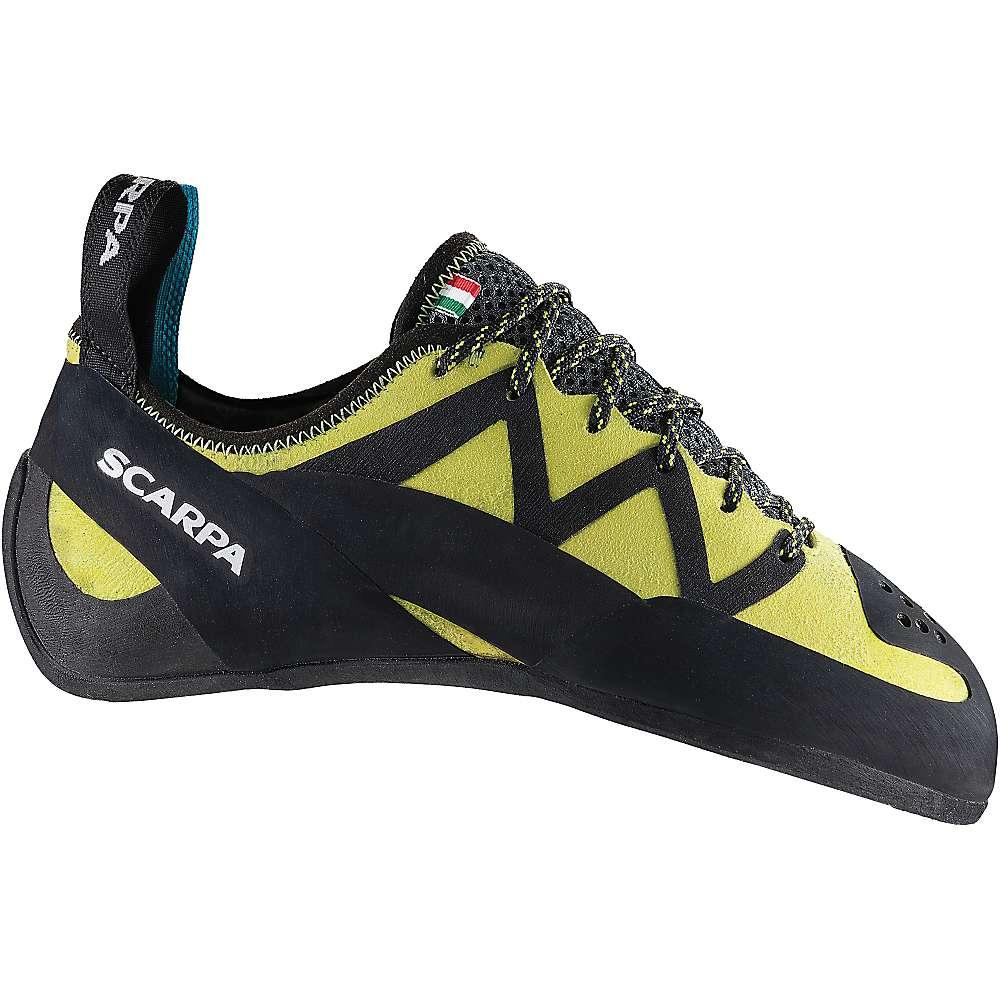 スカルパ メンズ クライミング シューズ・靴【Vapor Climbing Shoe】Yellow