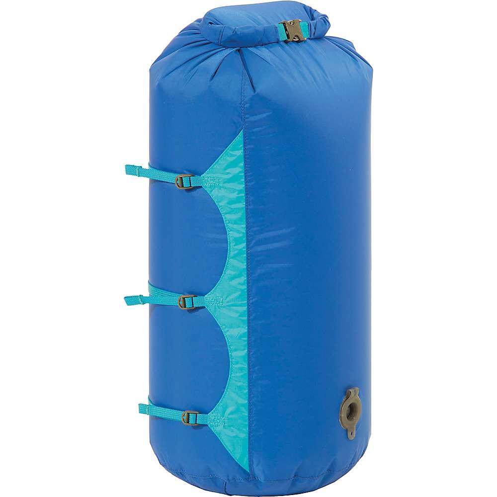 エクスペド ユニセックス ハイキング・登山【Waterproof Compression Bag】Blue