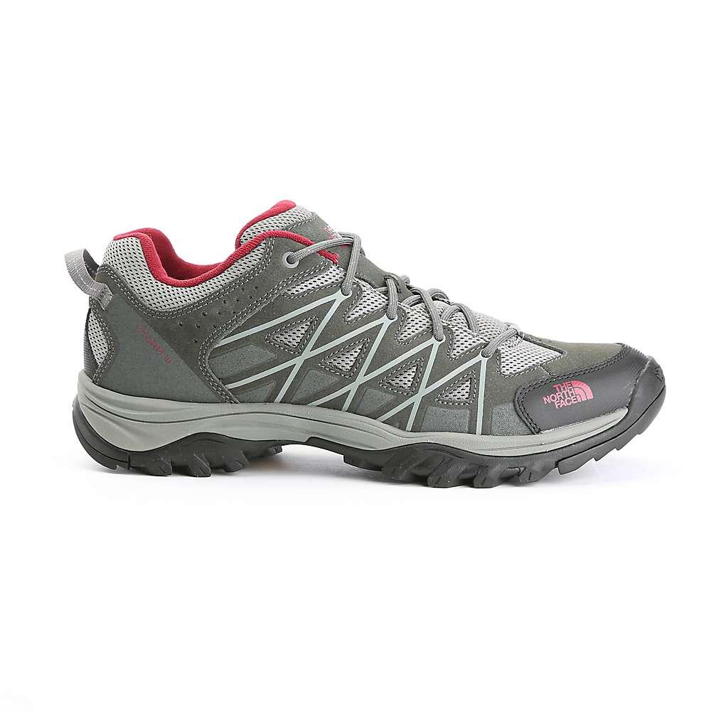 ザ ノースフェイス メンズ ハイキング・登山 シューズ・靴【Storm III Shoe】Graphite Grey / Biking Red