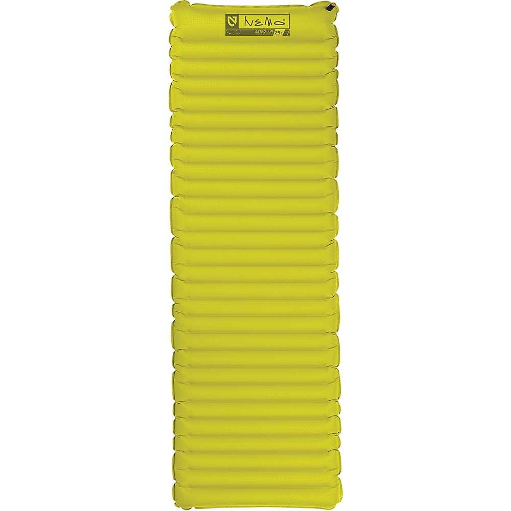 ネモ ユニセックス ハイキング・登山【Astro Lite 25 Sleeping Pad】Lemon