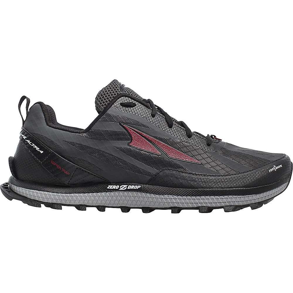 アルトラ メンズ 陸上 シューズ・靴【Superior 3.5 Shoe】Black / Red