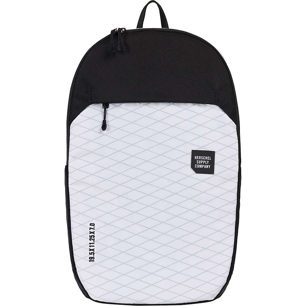 ハーシェル サプライ ユニセックス バッグ パソコンバッグ【Mammoth Large Backpack】White / Black