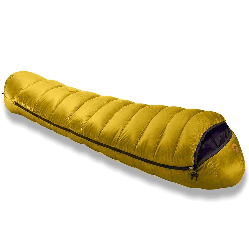 ヴァランドレ メンズ ハイキング・登山【Swing 700 Sleeping Bag】Gold