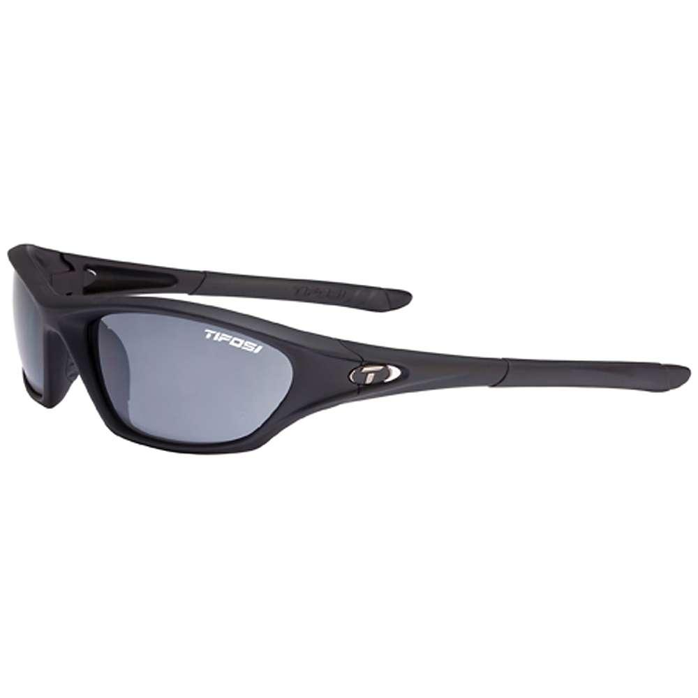 高質で安価 ティフォージ レディース スポーツサングラス【Tifosi Core Sunglasses】Matte Black / Smoke, 森田村 a97d08b9