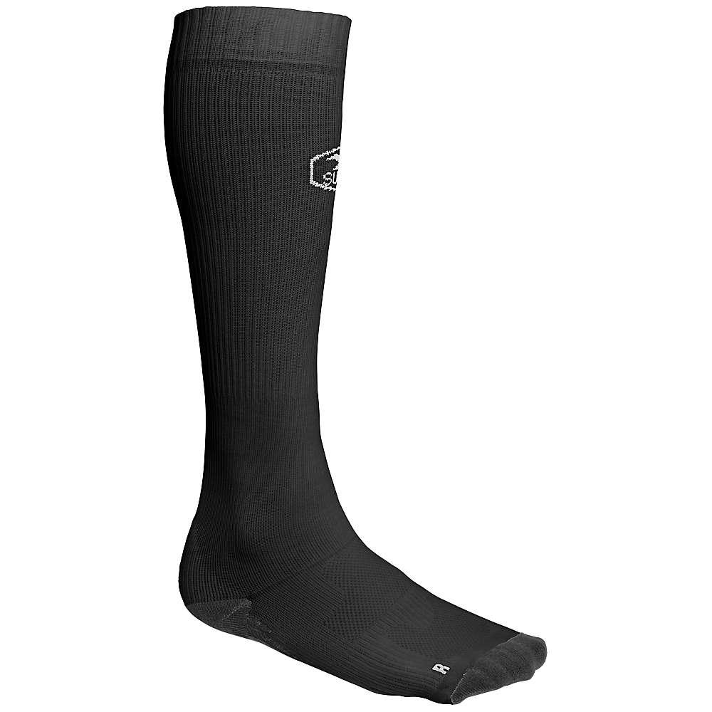 スゴイ ユニセックス 自転車【R+R Knee High Sock】Black 503