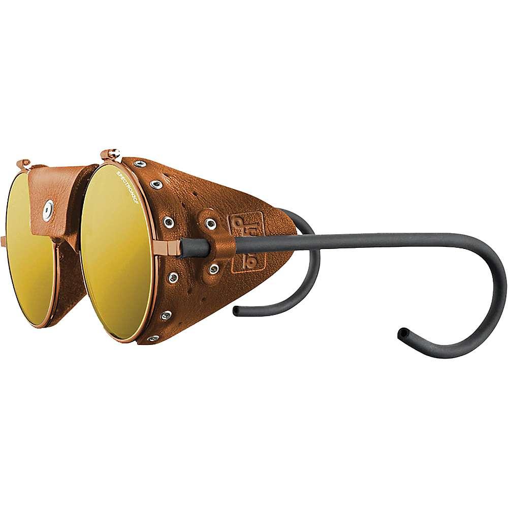ジュルボ ユニセックス スポーツサングラス【Vermont Classic Sunglasses】Brass / Brown / Spectron 3CF