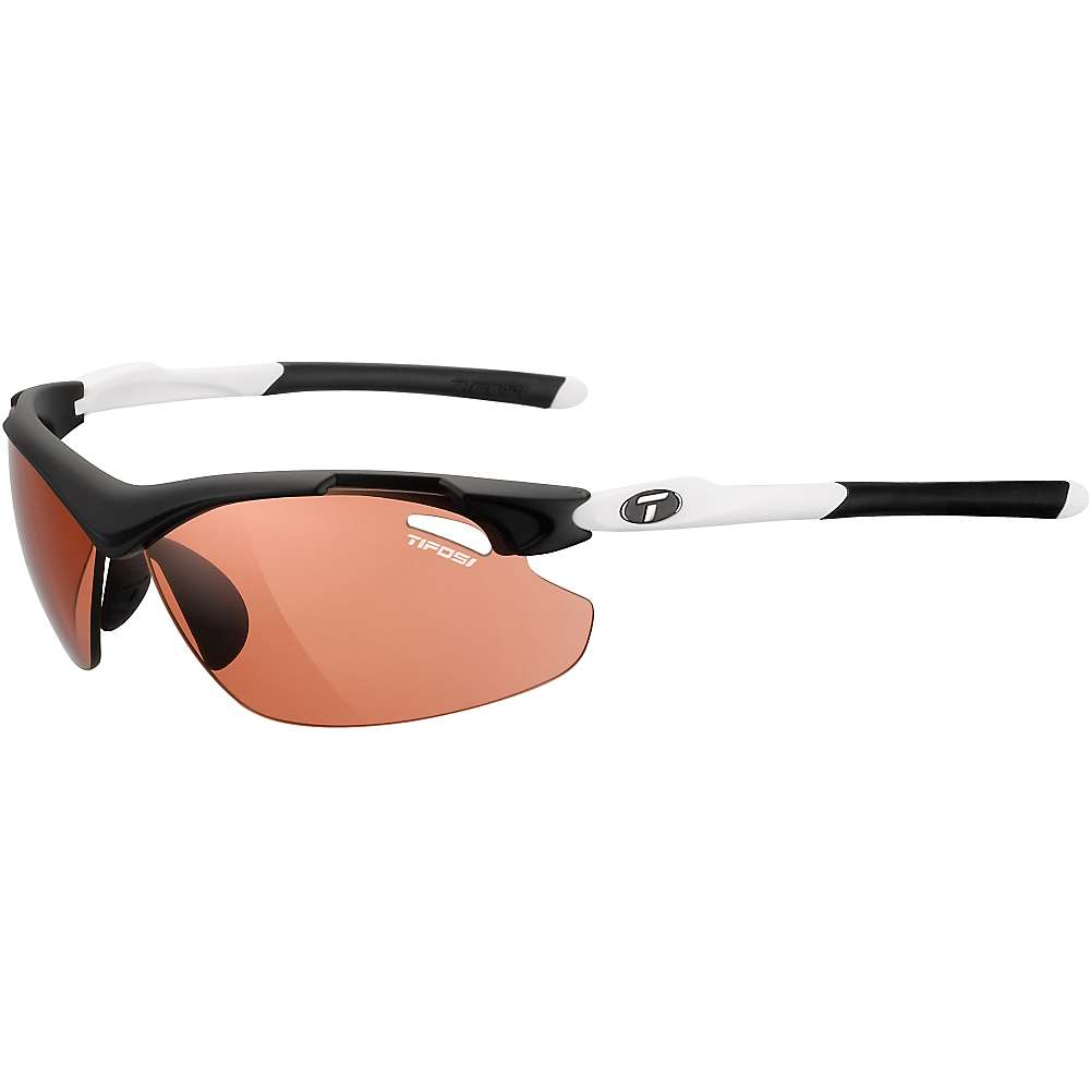 ティフォージ メンズ スポーツサングラス【Tifosi Tyrant 2.0 Sunglasses】Black / White / High Speed Red
