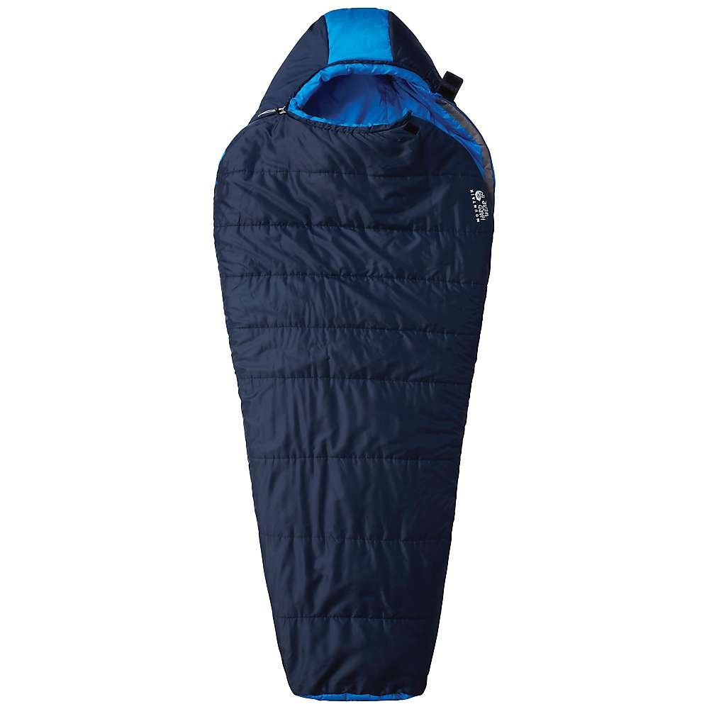 マウンテンハードウェア メンズ ハイキング・登山【Bozeman Flame Sleeping Bag】Collegiate Navy
