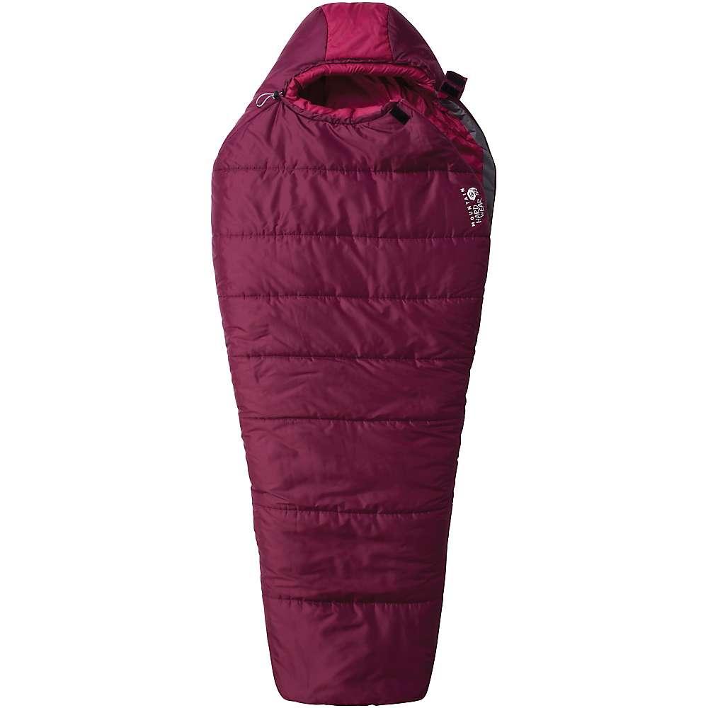 マウンテンハードウェア レディース ハイキング・登山【Bozeman Torch Sleeping Bag】Dark Raspberry