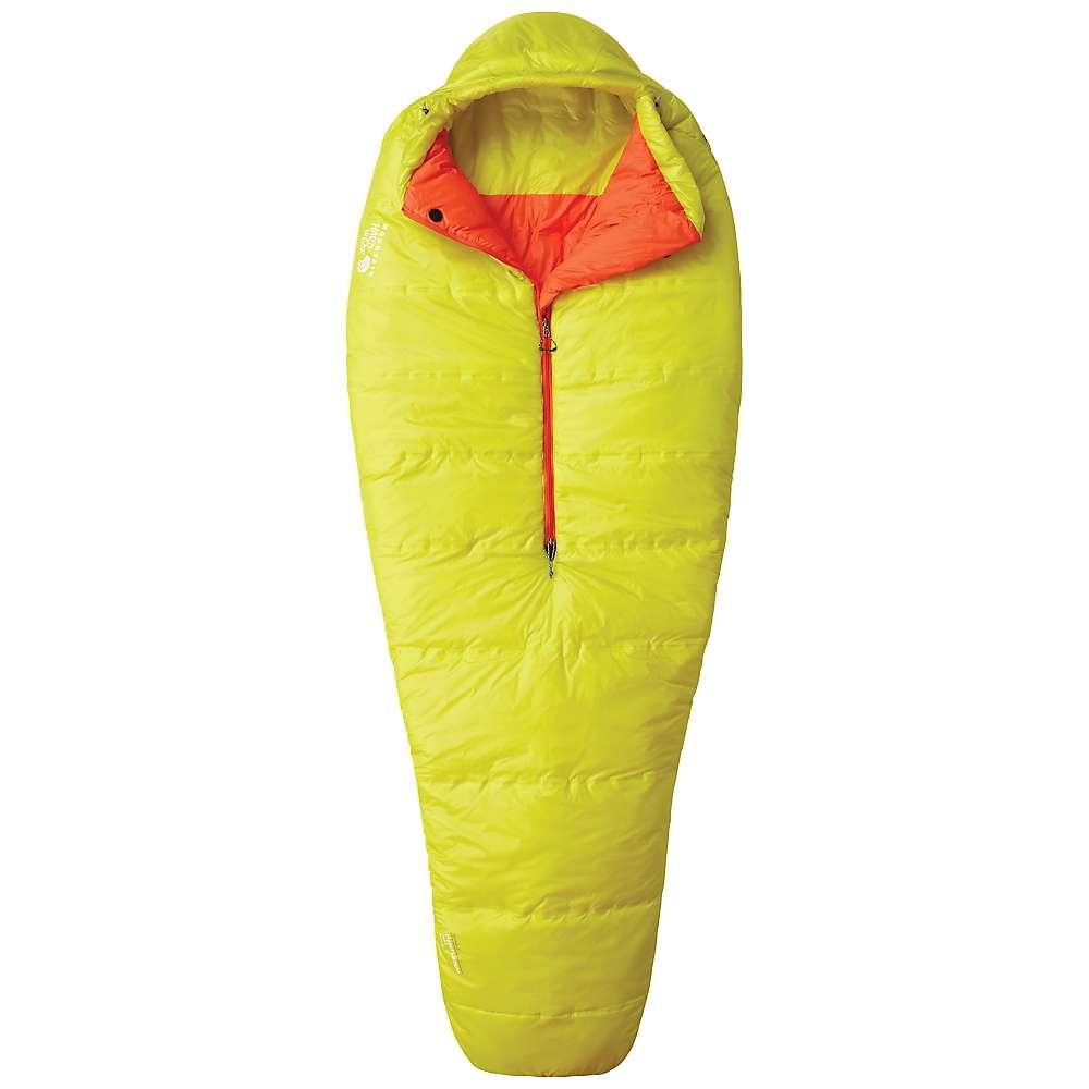 マウンテンハードウェア メンズ ハイキング・登山【HyperLamina Spark Sleeping Bag】Ginkgo