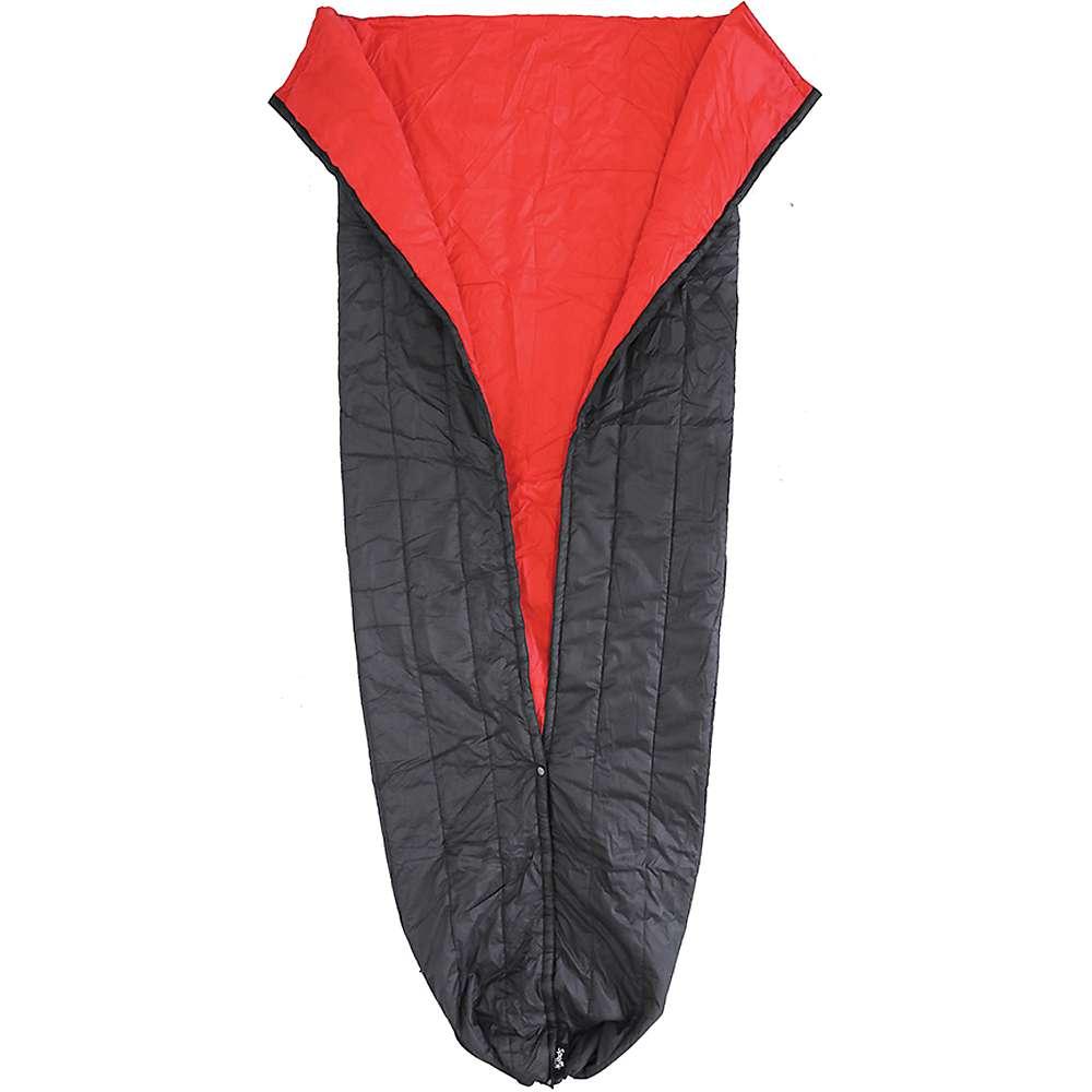 イーグルスネストアウトフィッターズ ユニセックス ハイキング・登山【Spark Top Quilt】Red / Charcoal