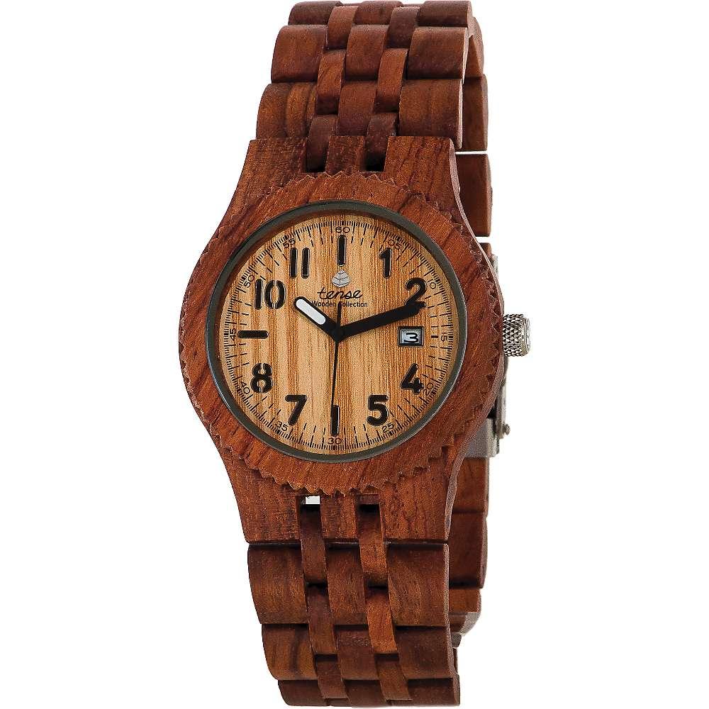 テンス ユニセックス 腕時計【Yukon Watch】African Rosewood