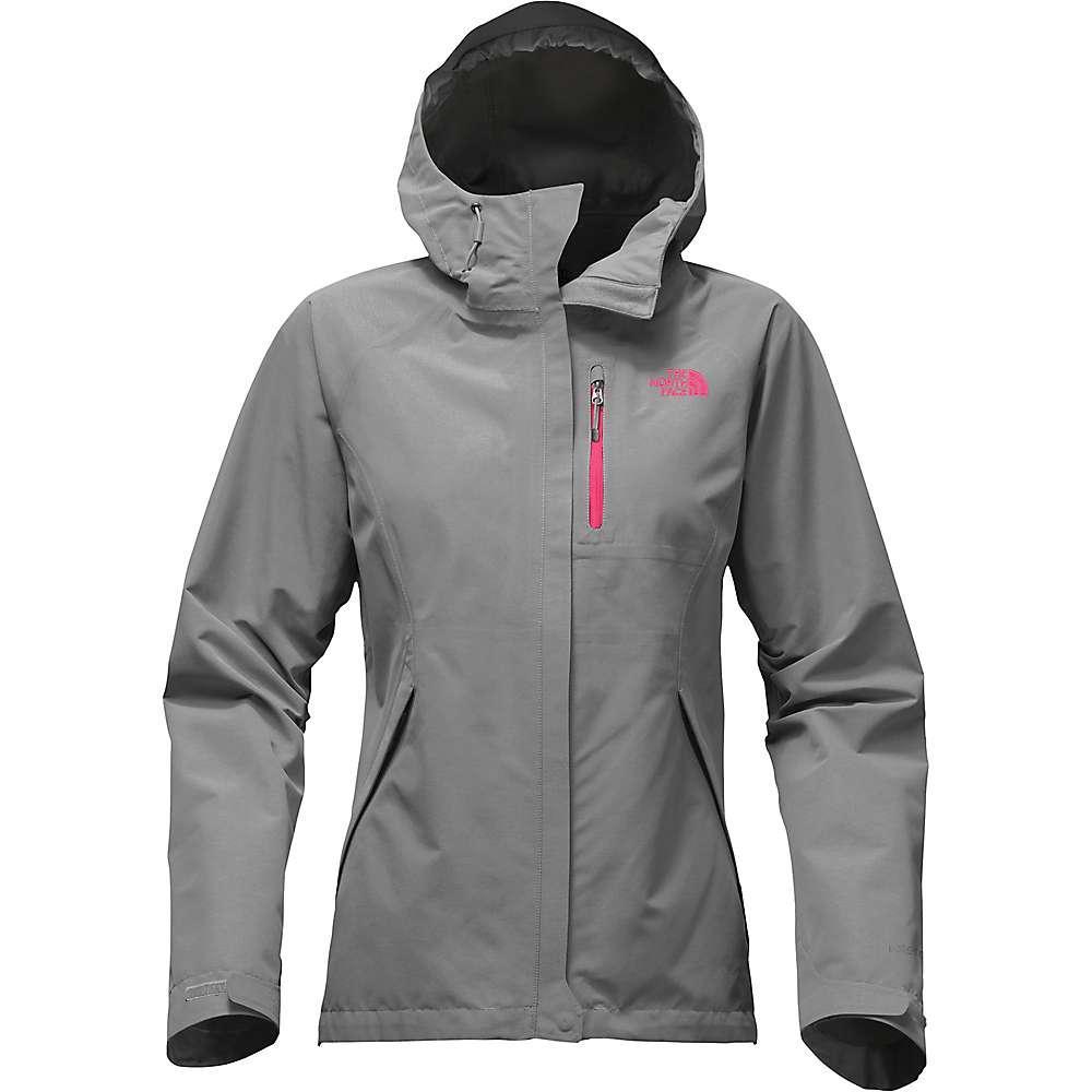 ザ ノースフェイス レディース アウター レインコート【Dryzzle Jacket】TNF Medium Grey Heather