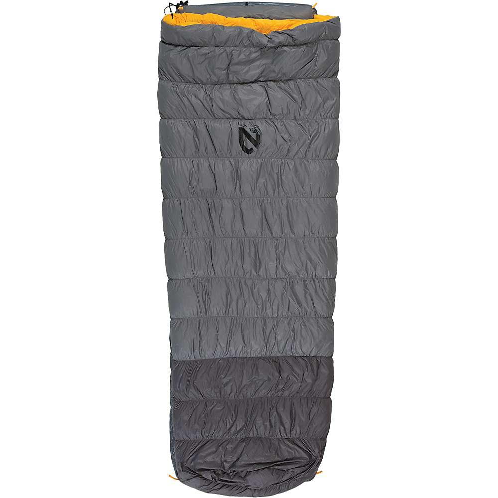 ネモ ユニセックス ハイキング・登山【Moonwalk Sleeping Bag】Granite / Lightning Yellow