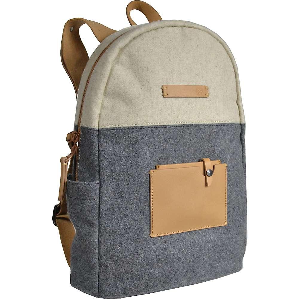シェルパニ レディース バッグ パソコンバッグ【Indie Backpack】Buff / Chai