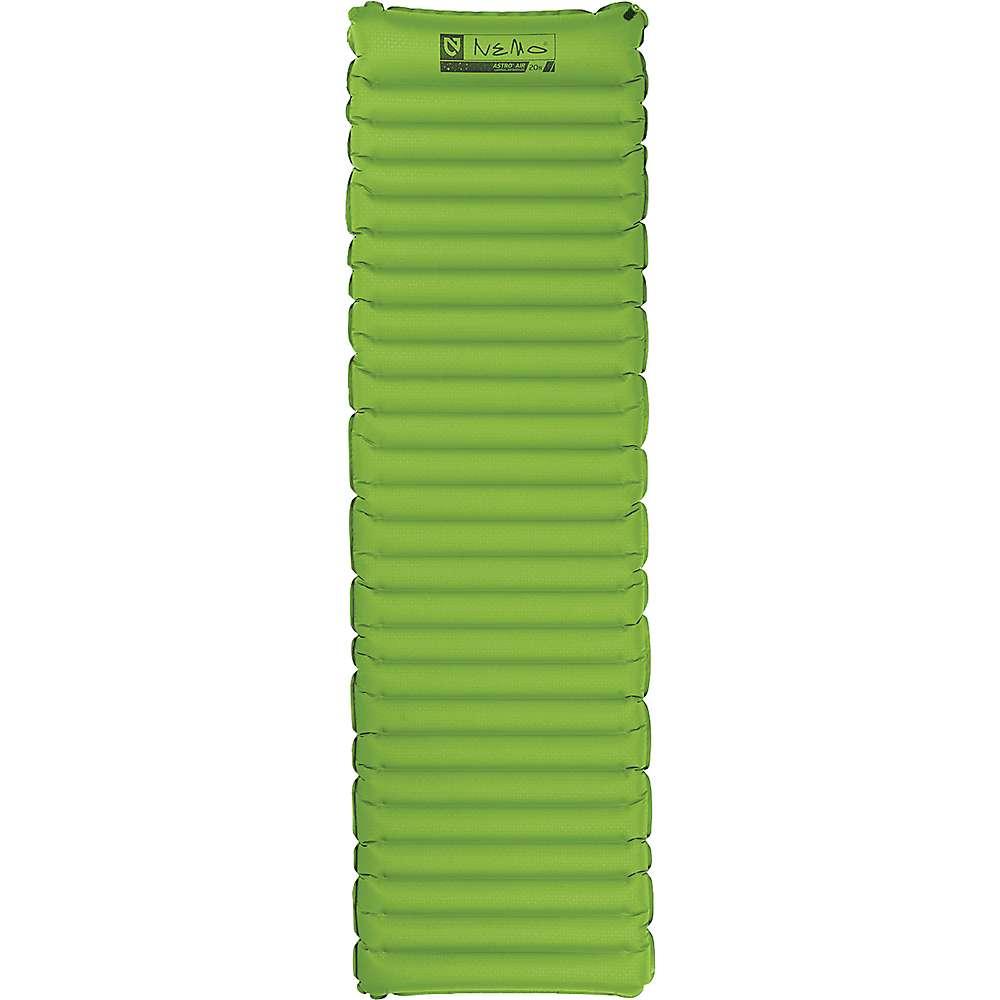 ネモ ユニセックス ハイキング・登山【Astro 20 Sleeping Pad】Bright Green