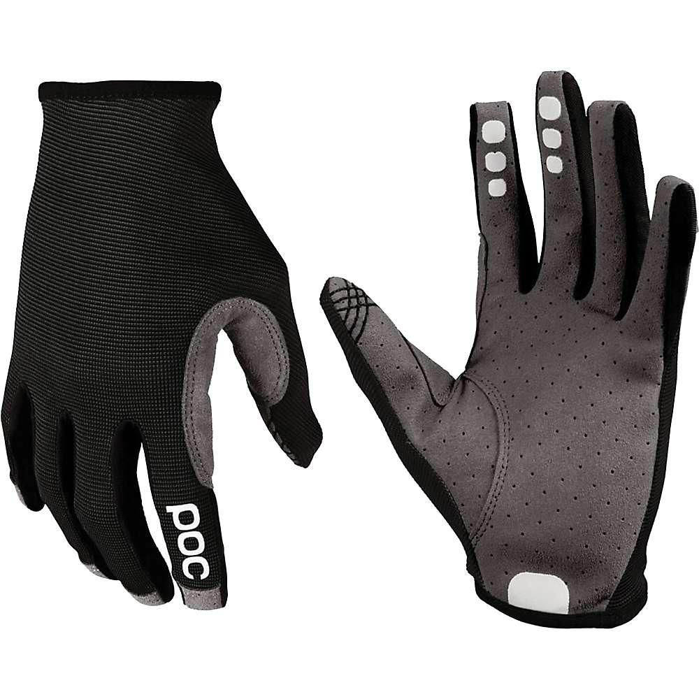 ピーオーシー ユニセックス 自転車 グローブ【Resistance Enduro Glove】Uranium Black
