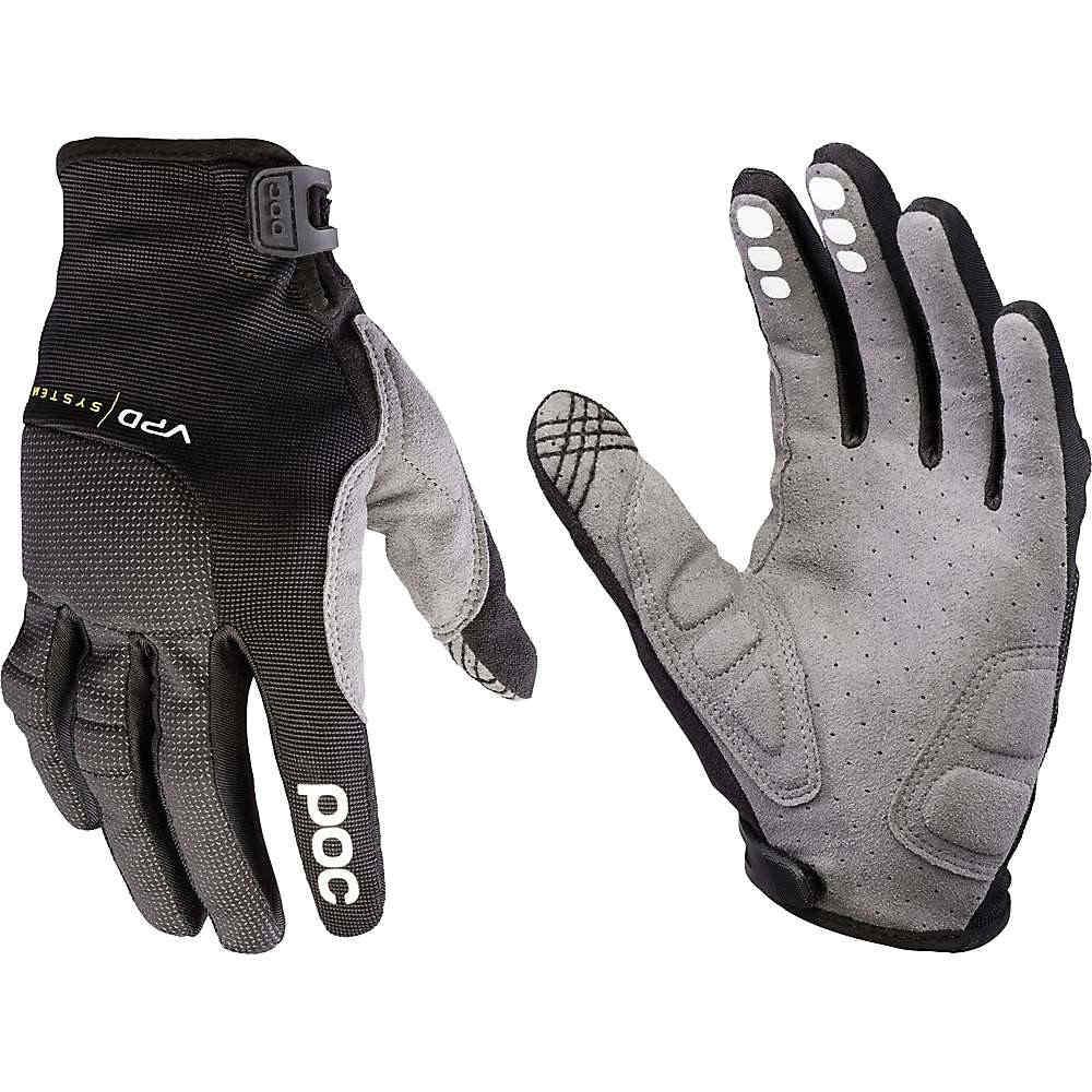 ピーオーシー ユニセックス 自転車 グローブ【Resistance Pro DH Glove】Uranium Black