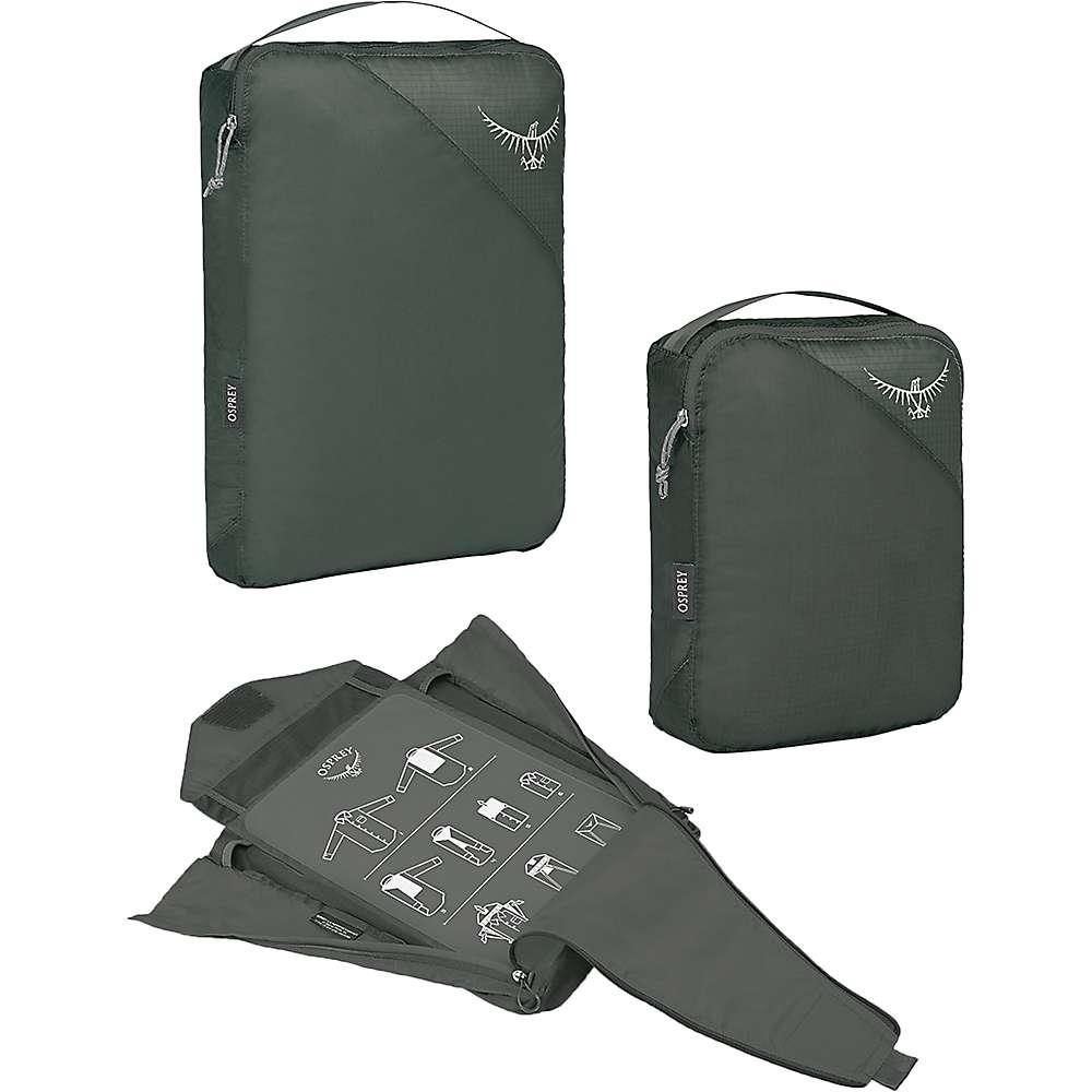 オスプレー ユニセックス バッグ【Ultralight Travel Set】Shadow Grey