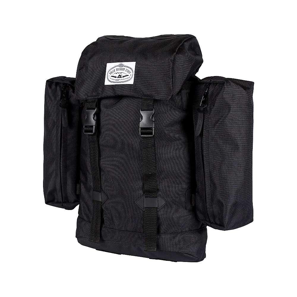 ポーラー ユニセックス バッグ パソコンバッグ【Classic Rucksack】Black