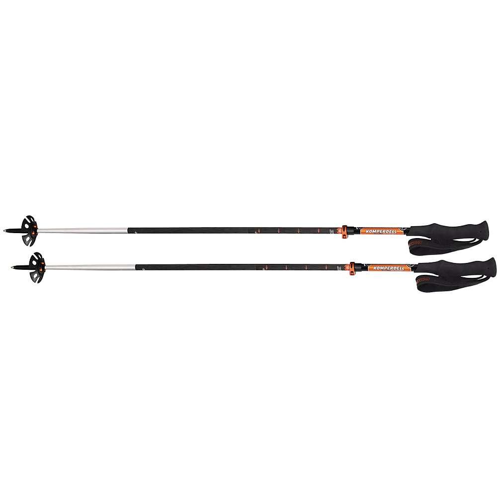 コンパーデル ユニセックス スキー・スノーボード【Carbon Expedition Tour 4 Compact Ski Poles】