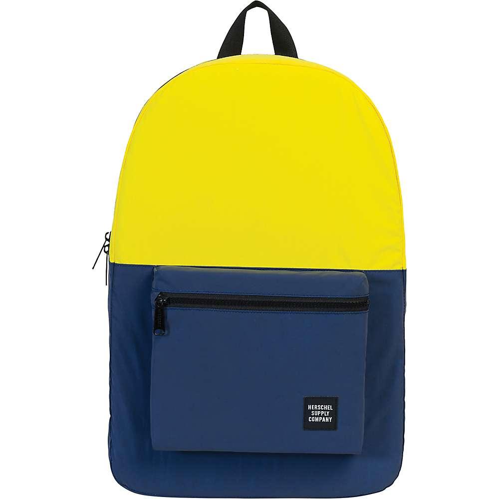 ハーシェル サプライ ユニセックス バッグ バックパック・リュック【Packable Daypack】Neon Yellow Reflective / Peacoat Reflective
