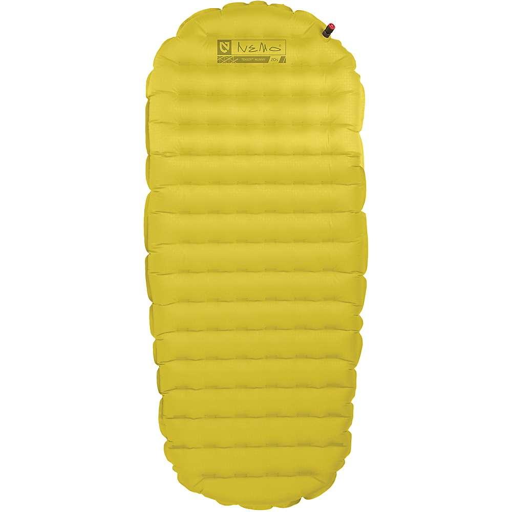 ネモ ユニセックス ハイキング・登山【Tensor 20 Mummy Sleeping Pad】Fision