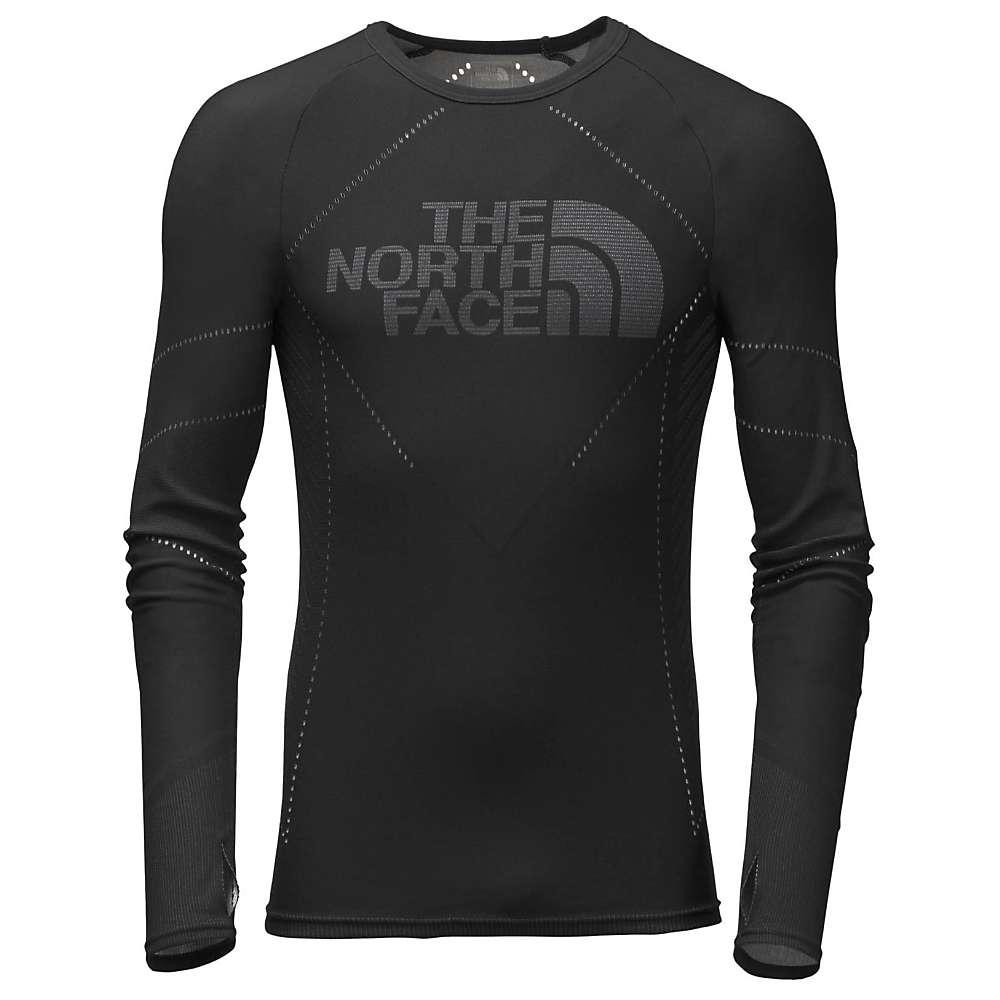 ザ ノースフェイス メンズ ランニング・ウォーキング トップス【Flight Pack LS Top】TNF Black
