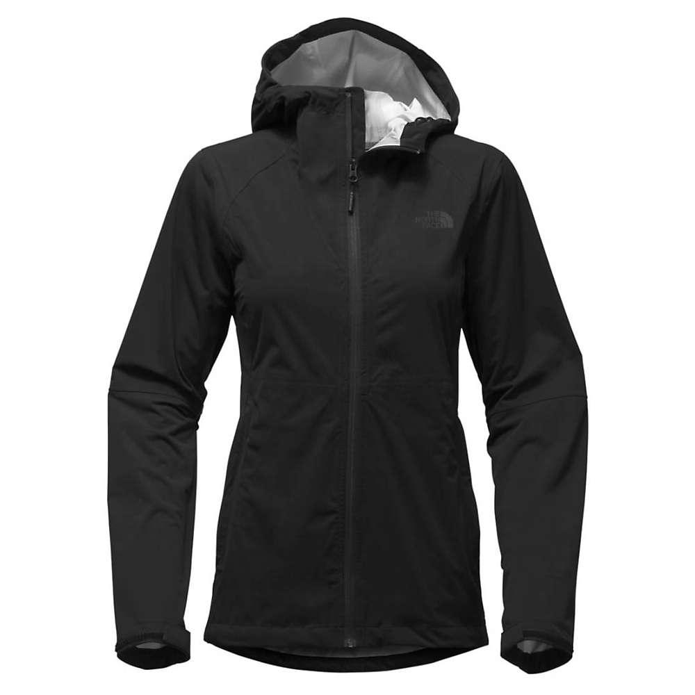 ザ ノースフェイス レディース アウター レインコート【Allproof Stretch Jacket】TNF Black