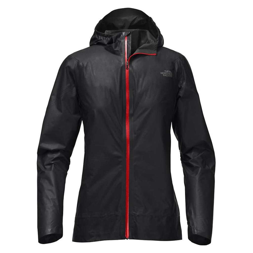 ザ ノースフェイス レディース アウター レインコート【HyperAir GTX Trail Jacket】TNF Black / Juicy Red