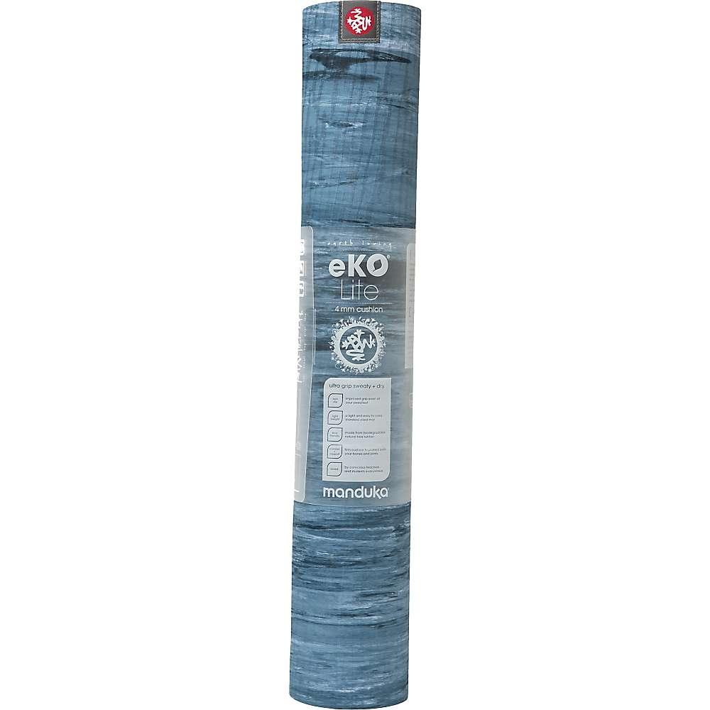 マンドゥカ ユニセックス ヨガ・ピラティス ヨガマット【eKO 4mm Yoga Mat】Ebb