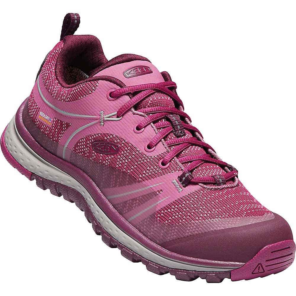 キーン レディース シューズ・靴 ウォーターシューズ【Terradora Waterproof Shoe】Boysenberry / Grape Wine