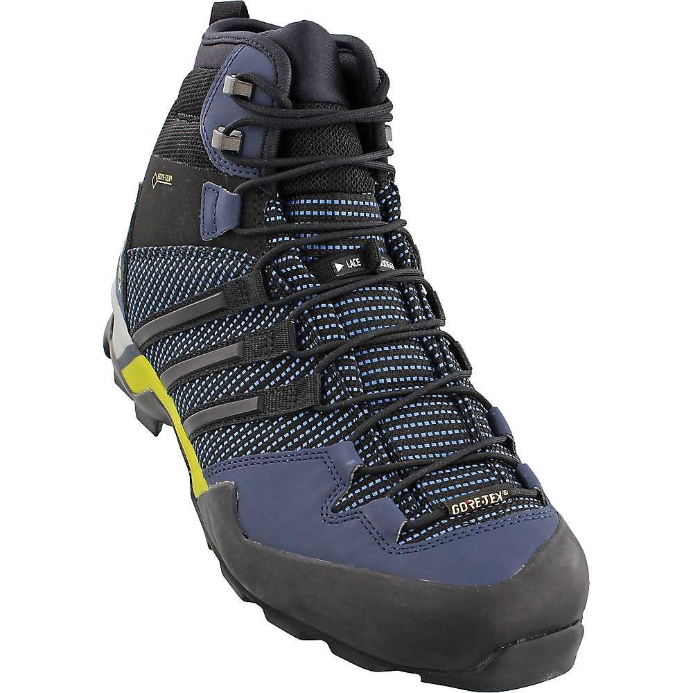 アディダス メンズ ハイキング・登山 シューズ・靴【Terrex Scope High GTX Boot】Core Blue / Black / Collegiate Navy