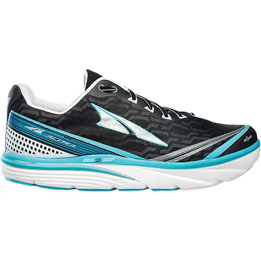 アルトラ レディース ランニング・ウォーキング シューズ・靴【Torin IQ Shoe】Silver / Blue