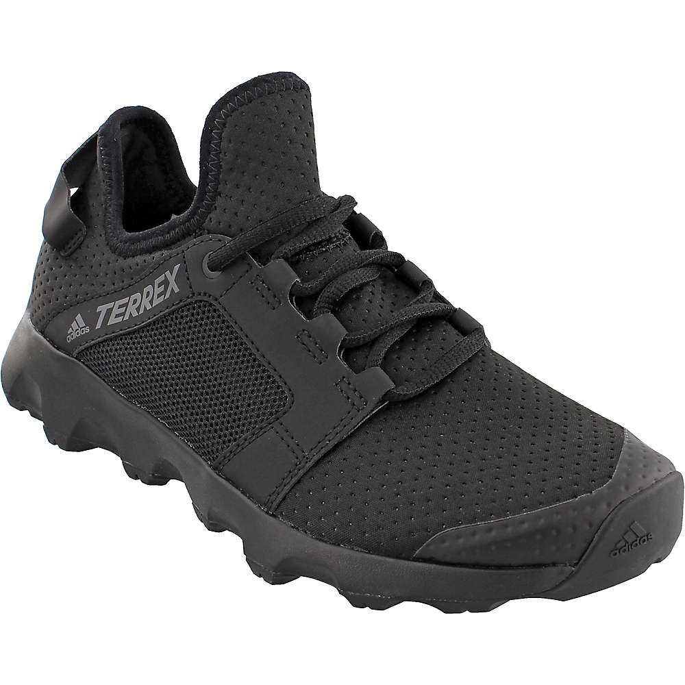 アディダス レディース ハイキング・登山 シューズ・靴【Terrex Voyager DLX Shoe】Black / Black / Grey Five