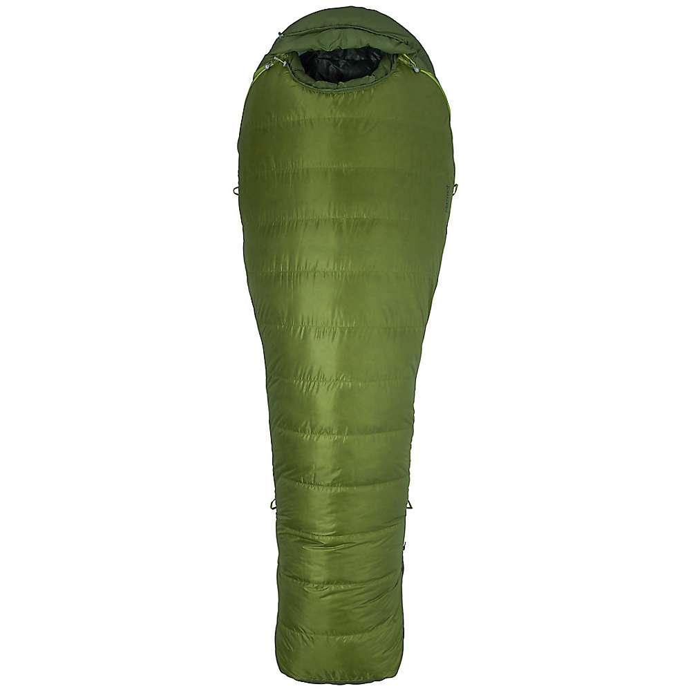 マーモット ユニセックス ハイキング・登山【Never Winter Sleeping Bag】Cilantro / Tree Green