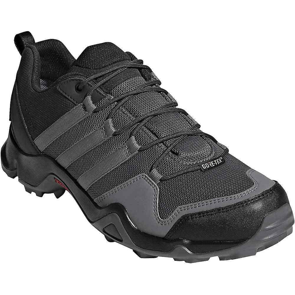 アディダス メンズ ハイキング・登山 シューズ・靴【Terrex AX2R GTX Shoe】Carbon / Grey Four / Solar Slime