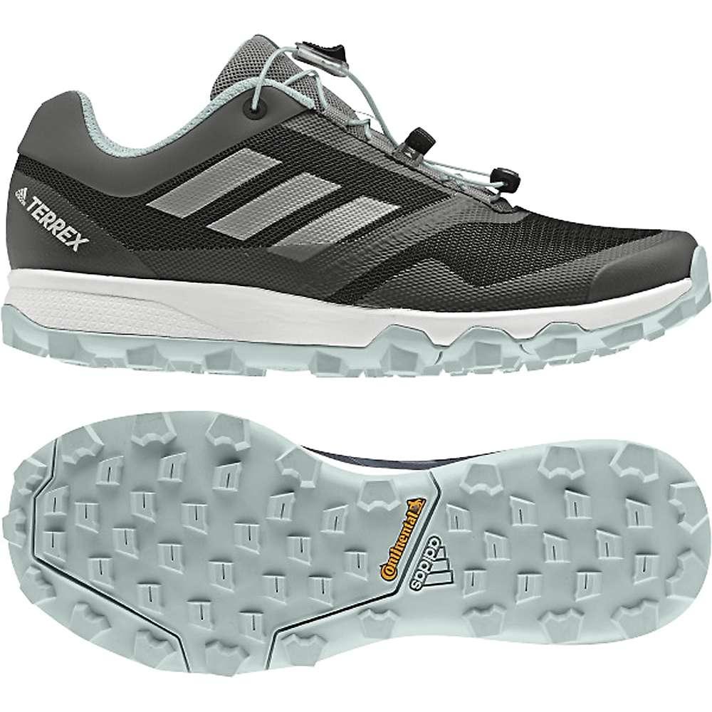 アディダス レディース 陸上 シューズ・靴【Terrex Trailmaker Shoe】Black / White / Ash Green