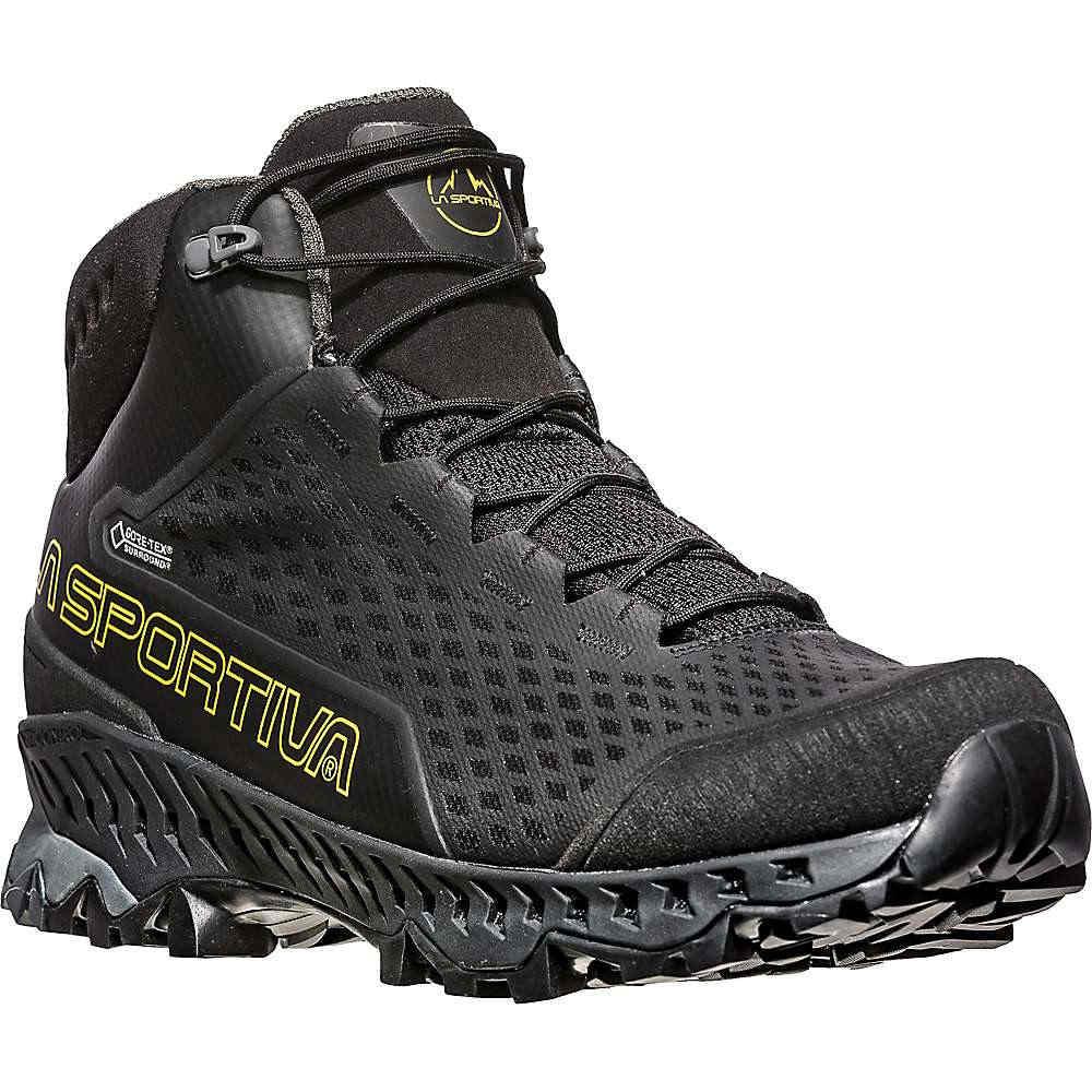 ラスポルティバ メンズ ハイキング・登山 シューズ・靴【Stream GTX Boot】Black / Yellow