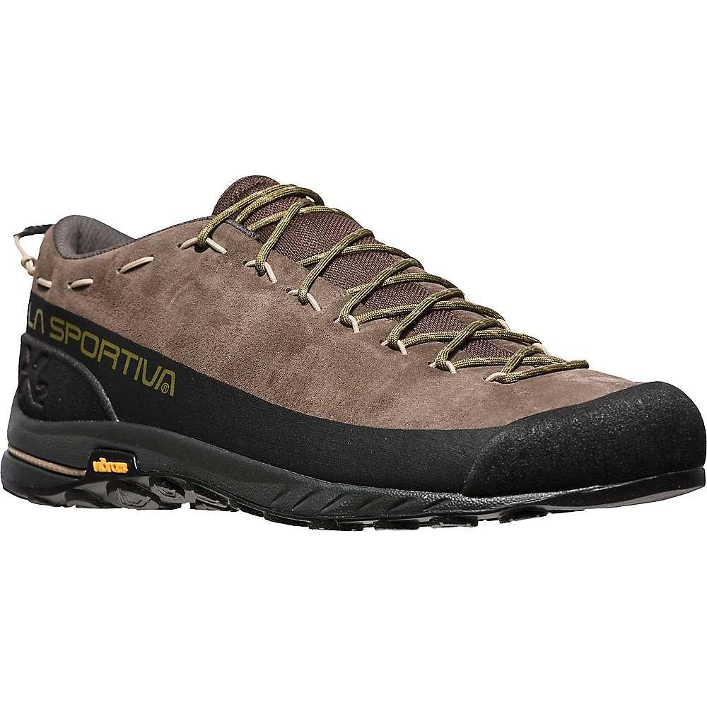 ラスポルティバ メンズ ハイキング・登山 シューズ・靴【TX2 Leather Shoe】Chocolate / Avocado