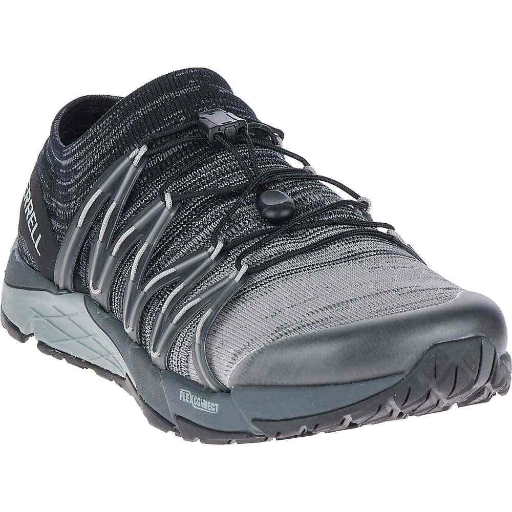 メレル メンズ 陸上 シューズ・靴【Bare Access Flex Knit Shoe】Black