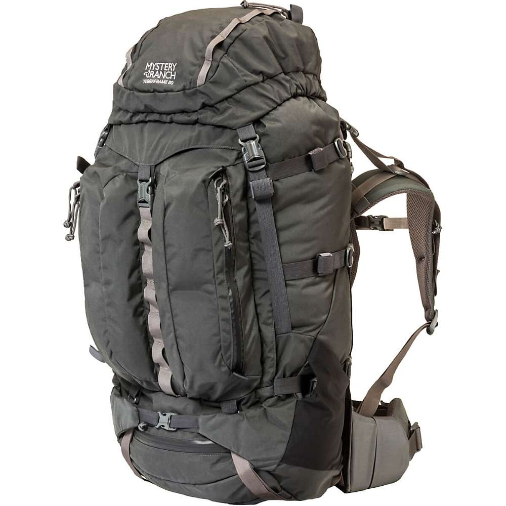 ミステリーランチ メンズ ハイキング・登山【Terraframe 80 Bag】Phantom