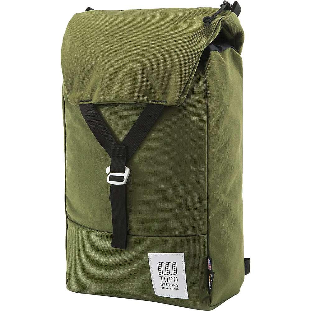 トポ デザイン ユニセックス バッグ パソコンバッグ【Y-Pack Daypack】Olive