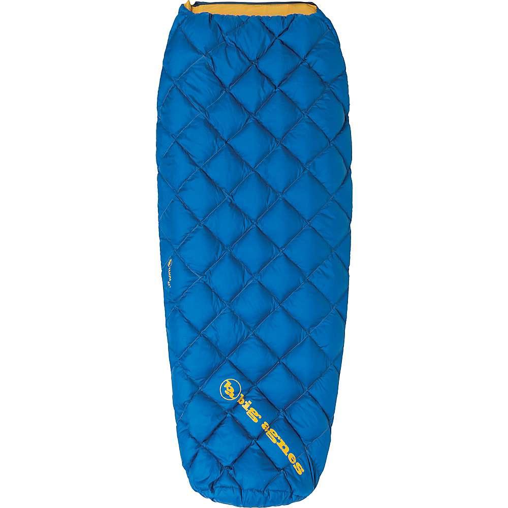 ビッグアグネス メンズ ハイキング・登山【Yampa 45 Degree Sleeping Bag】Blue