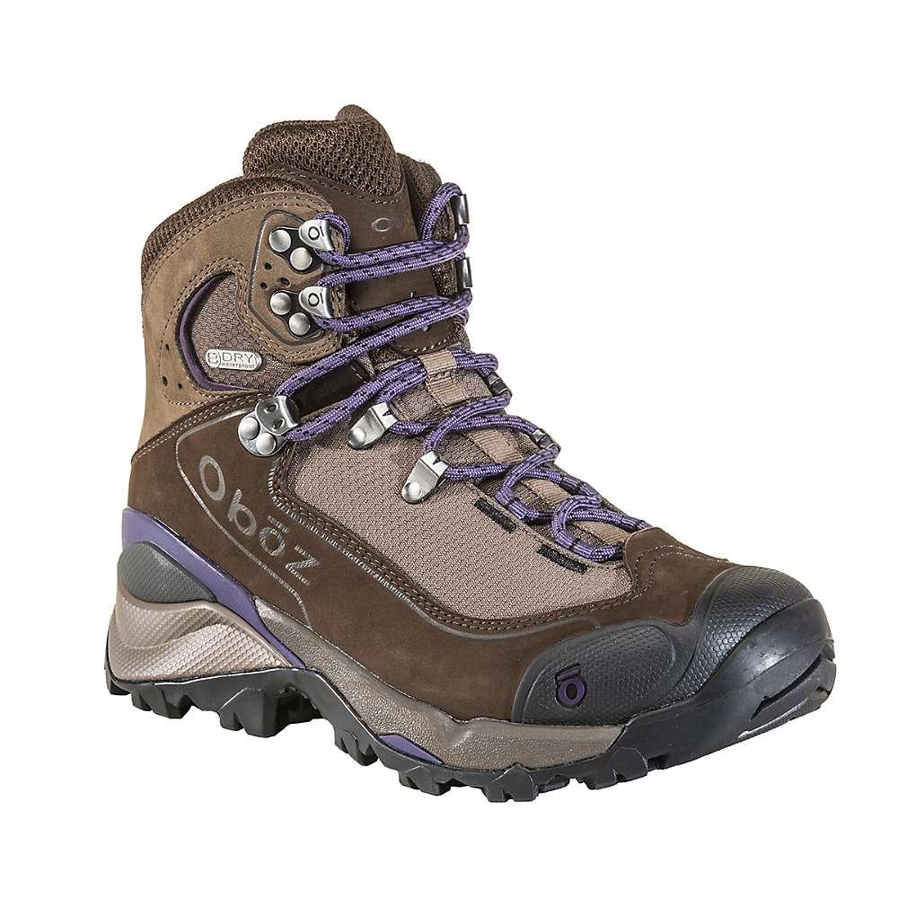 オボズ レディース ハイキング・登山 シューズ・靴【Wind River III BDry Boot】Walnut / Plum