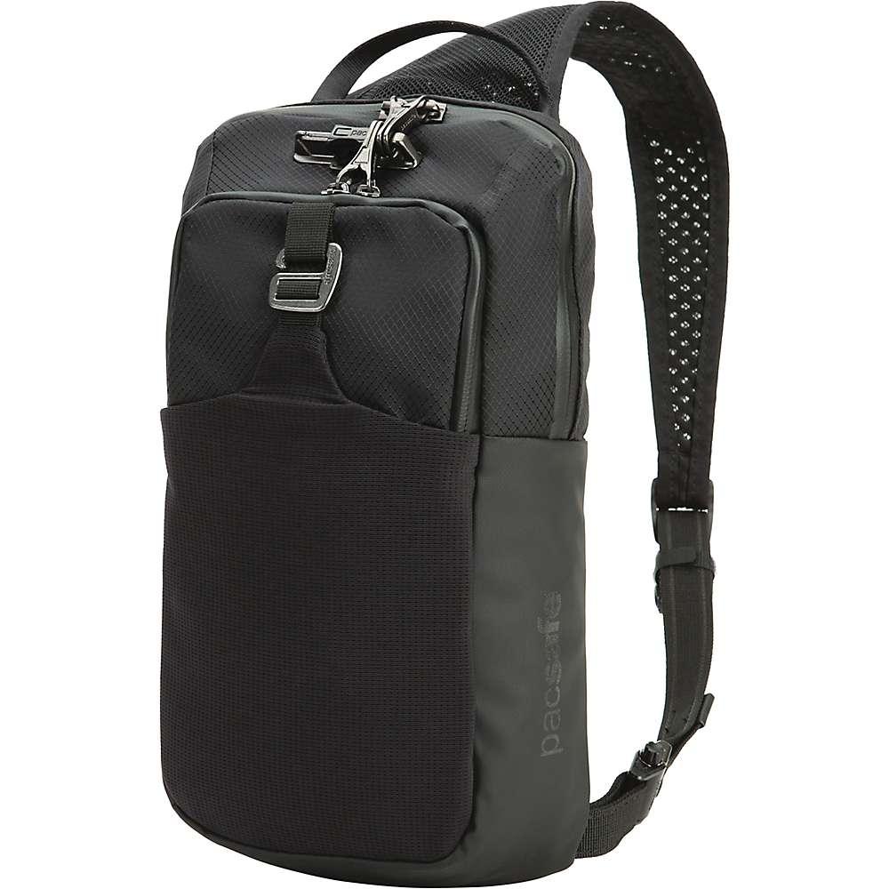 d9b7370fa7b6 パックセイフ ユニセックス バッグ ショルダーバッグ【Venturesafe X Sling Pack】Black