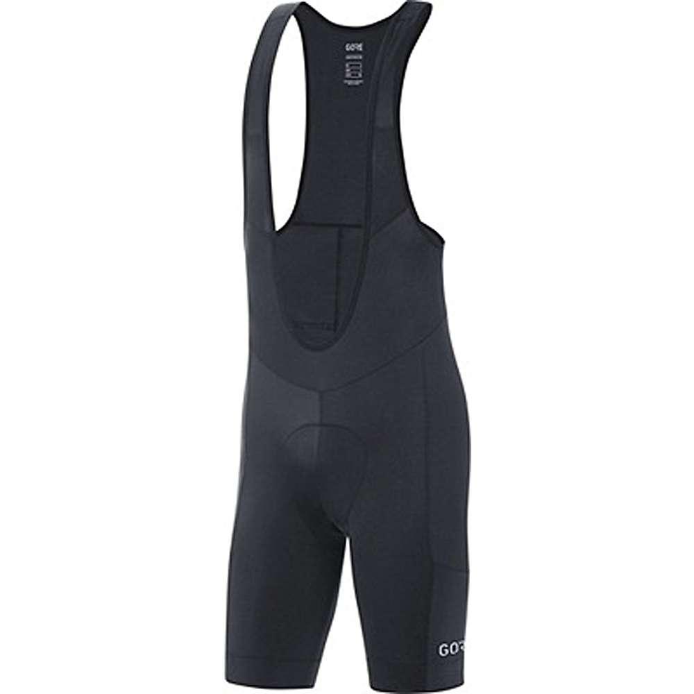 ゴア メンズ 自転車 ボトムス・パンツ【Bike Wear C5 Trail Liner Bib Short】Black